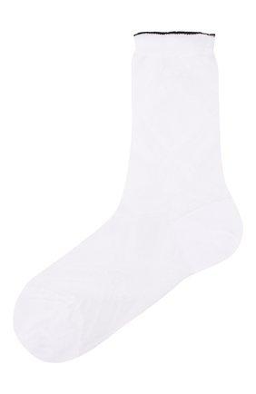 Женские носки ANTIPAST белого цвета, арт. AM-277A | Фото 1