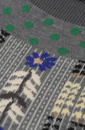 Женские хлопковые подследники ANTIPAST серого цвета, арт. AM-281AS | Фото 2