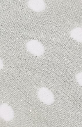 Женские носки ANTIPAST серебряного цвета, арт. ANP-62M/SILVER | Фото 2
