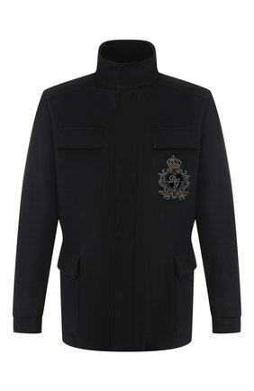 Кашемировая пуховая куртка | Фото №1
