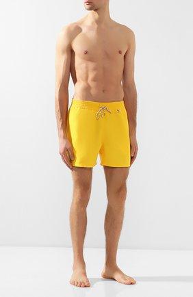 Плавки-шорты с карманами | Фото №2