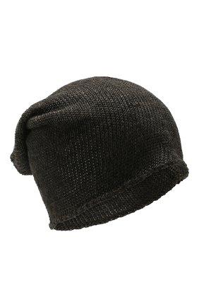 Льняная шапка   Фото №1