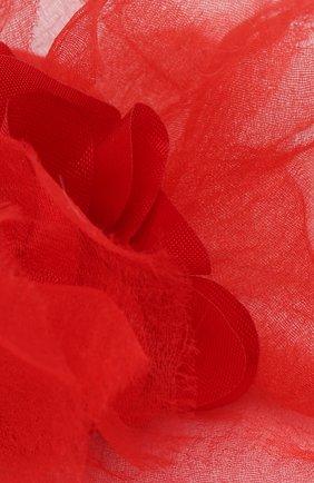 Детская резинка tenderness JUNEFEE красного цвета, арт. 5860 | Фото 2