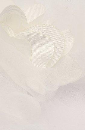 Детская резинка tenderness JUNEFEE белого цвета, арт. 5862 | Фото 2