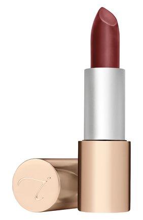 Женская помада для губ triple luxe lipstick, оттенок jamie JANE IREDALE бесцветного цвета, арт. 670959231611 | Фото 1