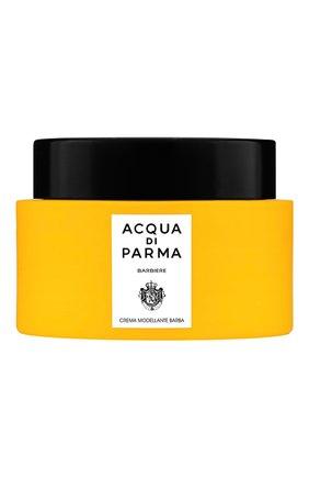Мужская крем для укладки бороды barbiere ACQUA DI PARMA бесцветного цвета, арт. 52006 | Фото 1