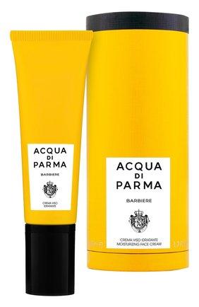 Мужского увлажняющий крем для лица barbiere ACQUA DI PARMA бесцветного цвета, арт. 52007 | Фото 2