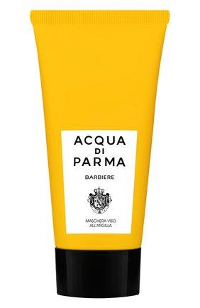 Мужского глиняная маска для лица barbiere ACQUA DI PARMA бесцветного цвета, арт. 52013 | Фото 1