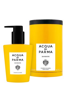 Мужская шампунь для бороды barbiere ACQUA DI PARMA бесцветного цвета, арт. 52001 | Фото 2