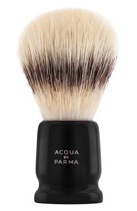 Мужская помазок для бритья в дорожном формате barbiere ACQUA DI PARMA бесцветного цвета, арт. 52016ADP | Фото 1