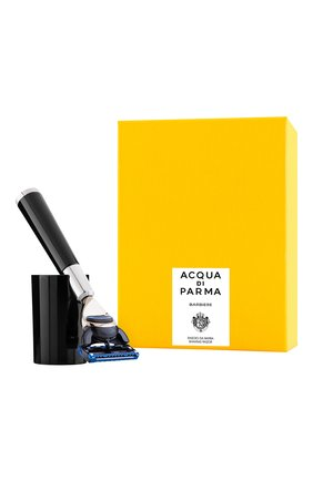 Мужская бритвенный станок fusion barbiere ACQUA DI PARMA бесцветного цвета, арт. 52022 | Фото 2
