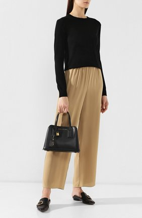 Женская сумка the editor MARC JACOBS (THE) черного цвета, арт. M0014487 | Фото 2