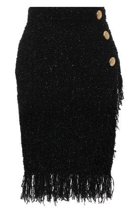 Буклированная юбка | Фото №1