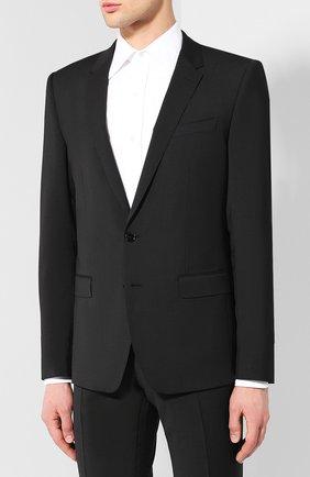 Мужской костюм DOLCE & GABBANA черного цвета, арт. GK0EMT/FUCD6 | Фото 2