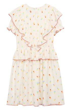 Детское платье из вискозы PAADE MODE разноцветного цвета, арт. 92112/10Y-16Y | Фото 2