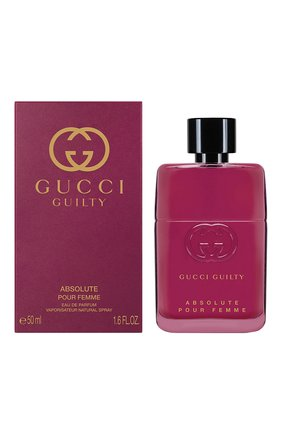 Парфюмерная вода Guilty Absolute Pour Femme | Фото №2