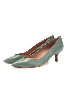 Кожаные туфли Valerie | Фото №1