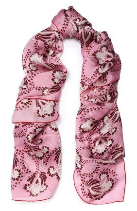 Шелковый шарф Valentino Garavani | Фото №1