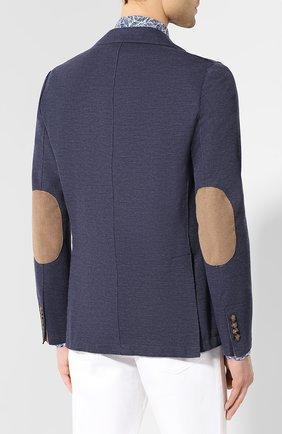 Хлопковый пиджак   Фото №4