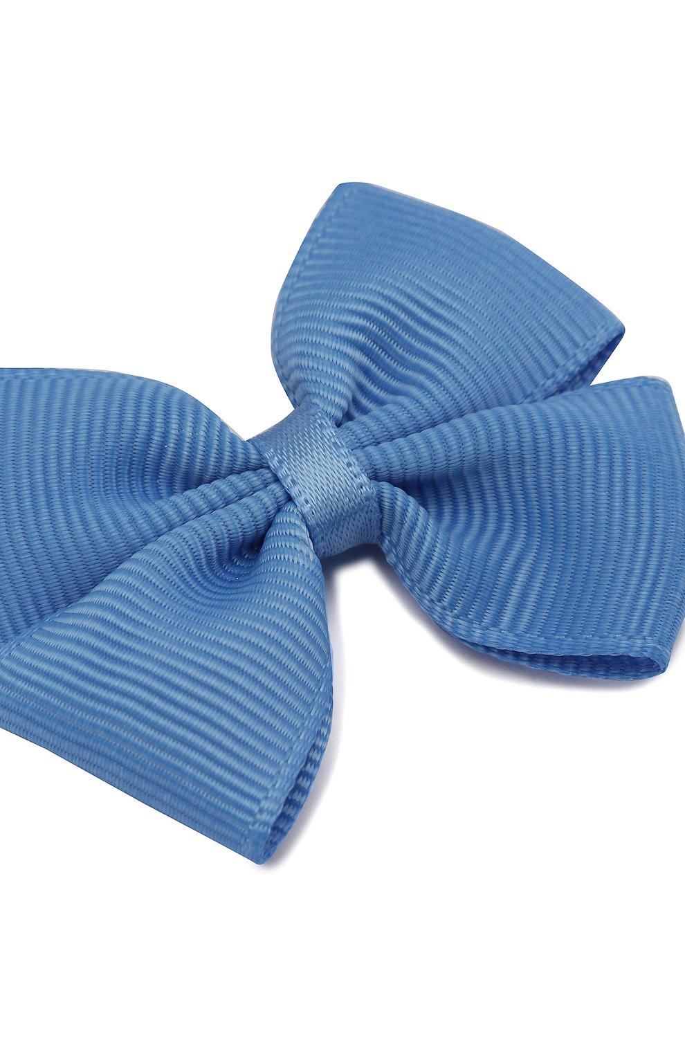 Детская комплект из 2-х резинок simple go JUNEFEE голубого цвета, арт. 4880   Фото 2