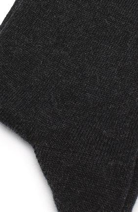Детские хлопковые носки FALKE темно-серого цвета, арт. 10645 | Фото 2
