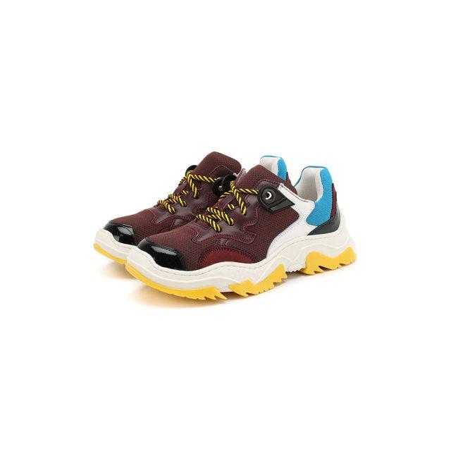 Комбинированные кроссовки No. 21 — Комбинированные кроссовки