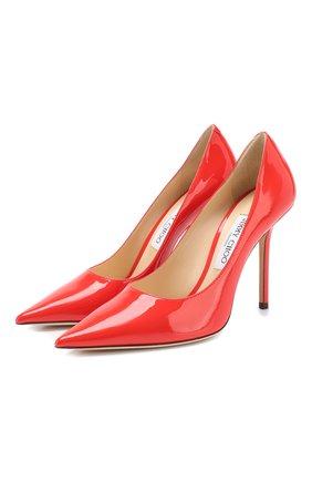 Лаковые туфли Love 100 | Фото №1