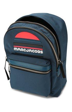 Рюкзак Trek Pack medium Marc Jacobs бирюзовый   Фото №4