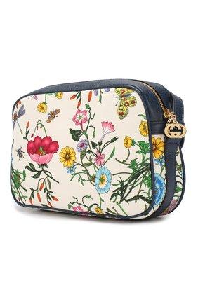 Сумка Flora Gucci разноцветная цвета | Фото №3