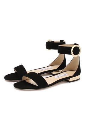 Замшевые сандалии Jamie | Фото №1