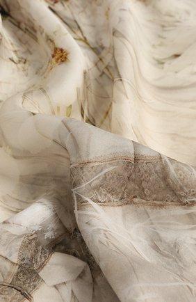 Шелковая шаль | Фото №2
