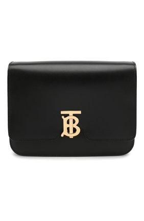 Женская сумка tb BURBERRY черного цвета, арт. 8010335 | Фото 1