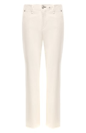 Укороченные джинсы   Фото №1