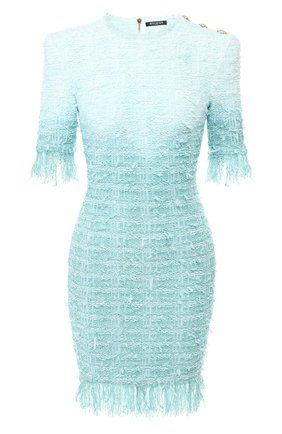 Платье с бахромой | Фото №1