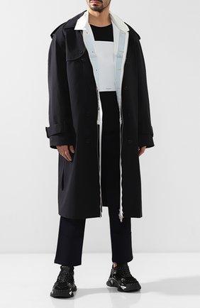Комплект из плаща и куртки | Фото №2