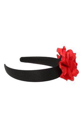 Детского ободок g.rose JUNEFEE красного цвета, арт. 6014 | Фото 2