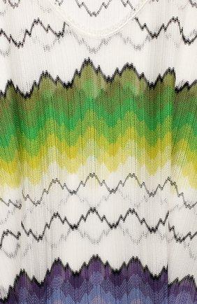 Детская туника из вискозы Missoni разноцветного цвета | Фото №3