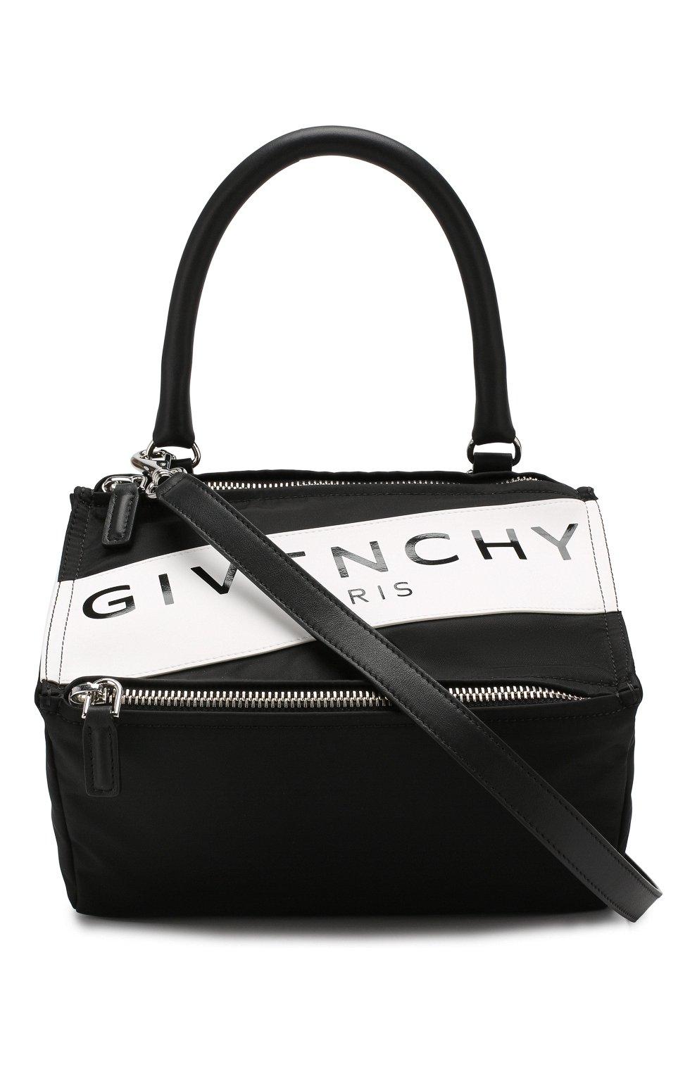 Сумка Pandora small Givenchy черная цвета | Фото №1