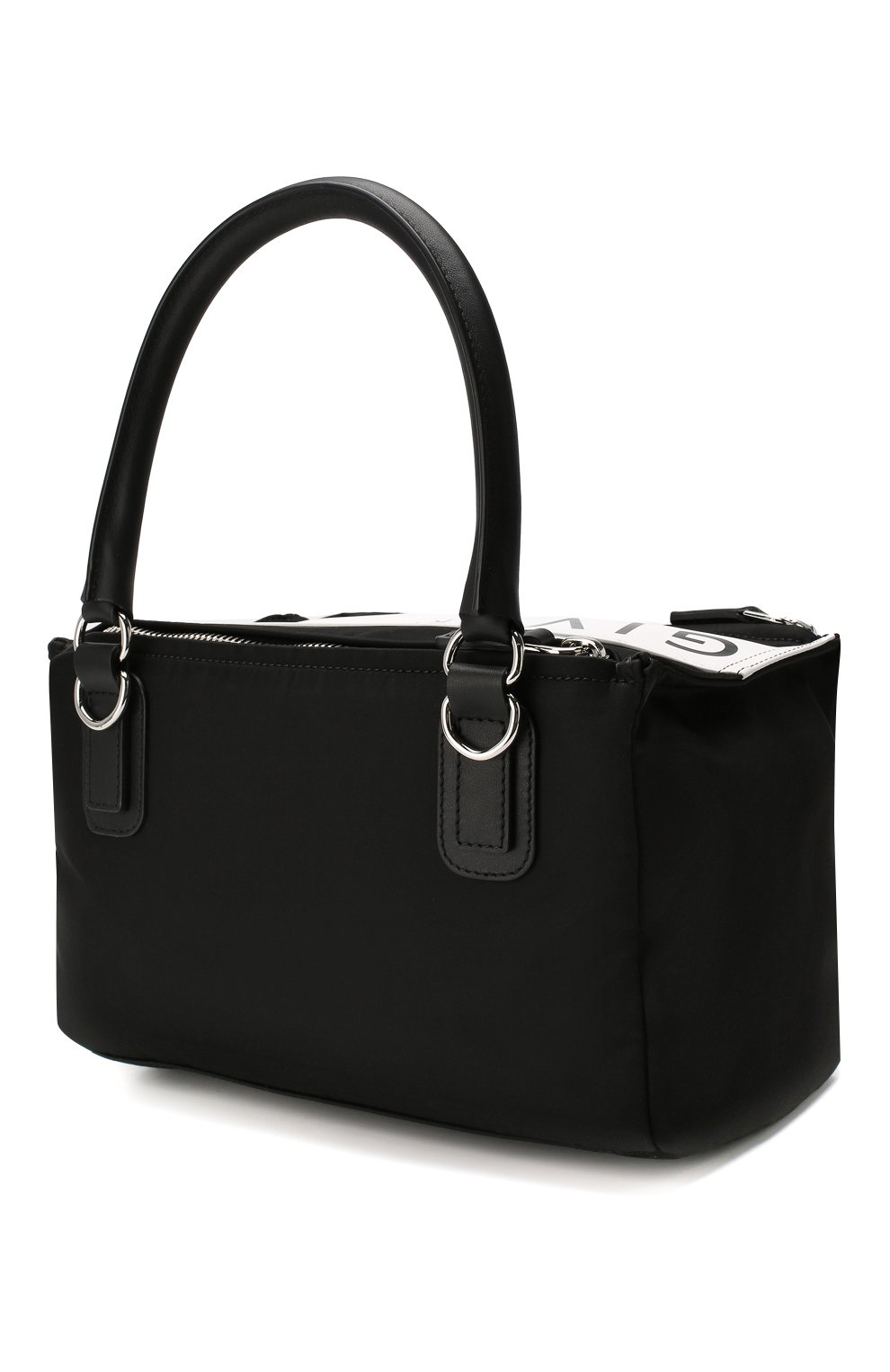 Сумка Pandora small Givenchy черная цвета | Фото №3