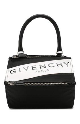 Сумка Pandora small Givenchy черная цвета | Фото №6