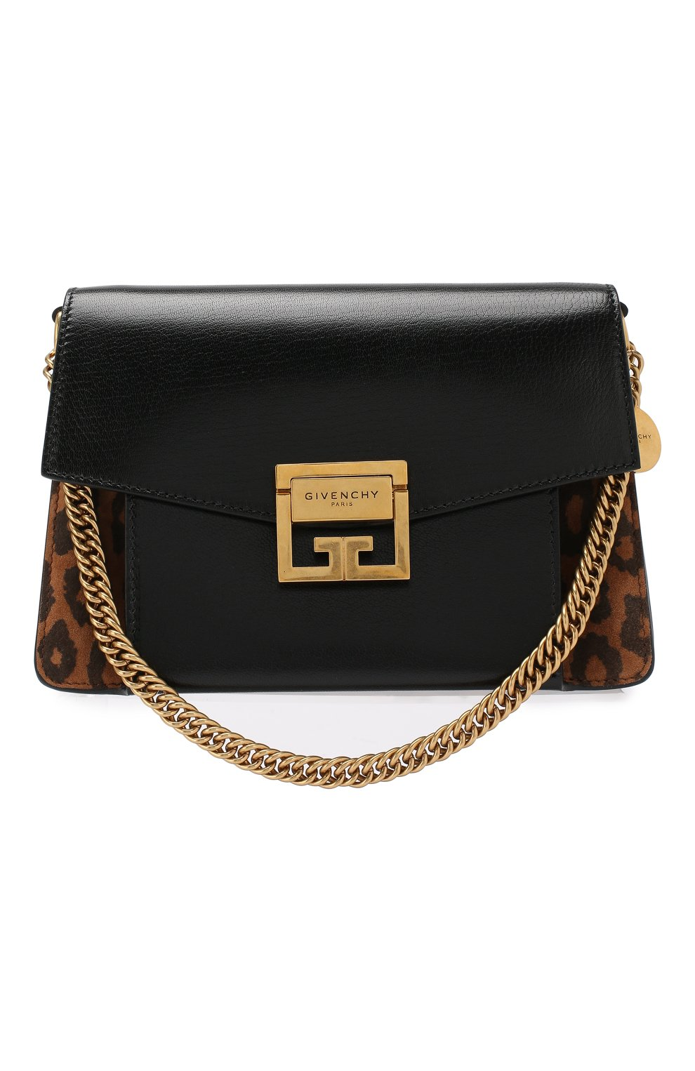 Сумка GV3 small Givenchy черная цвета   Фото №1