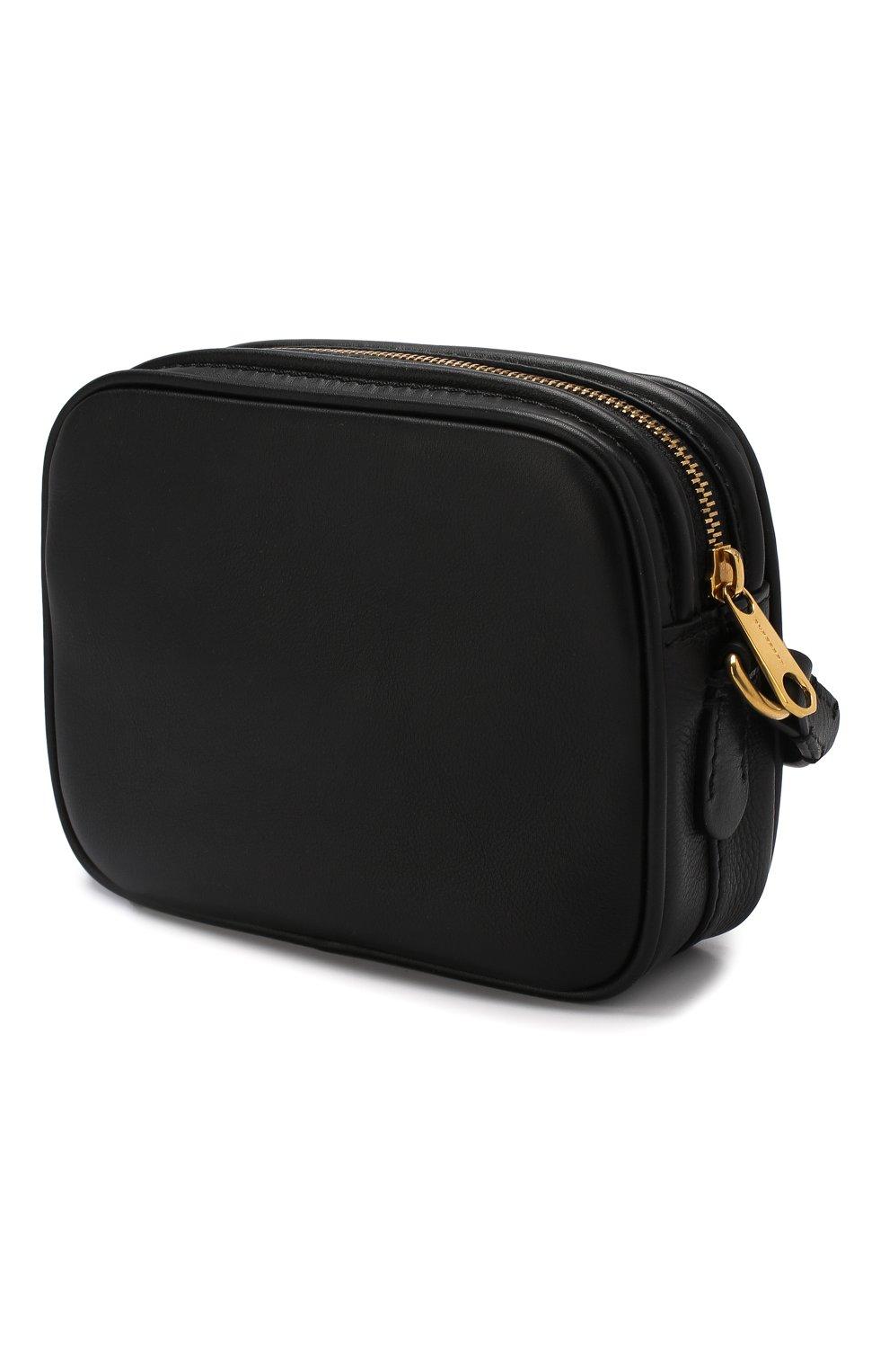 Сумка Link Burberry черная цвета | Фото №3