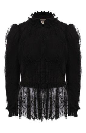 Кружевная блузка | Фото №1
