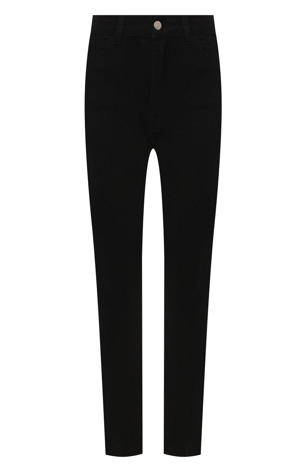 Женские джинсы CASASOLA черного цвета, арт. DNMBC5A | Фото 1