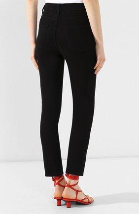 Женские джинсы CASASOLA черного цвета, арт. DNMBC5A | Фото 4
