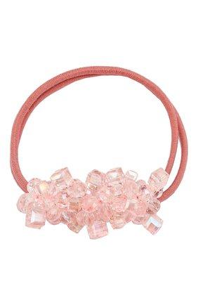 Детская резинка le eclat JUNEFEE розового цвета, арт. 4391 | Фото 1