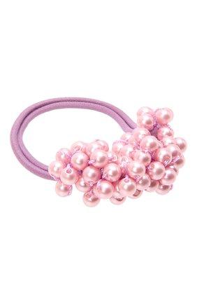Детская резинка pearl JUNEFEE сиреневого цвета, арт. 5535 | Фото 2