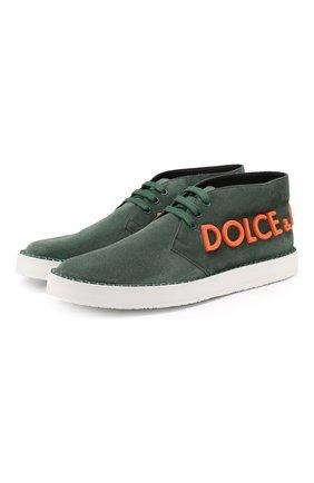 Замшевые ботинки Agrigento   Фото №1