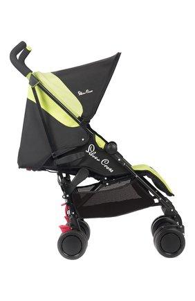 Детская прогулочная коляска pop 2 wasabi SILVER CROSS зеленого цвета, арт. SX2031.WASI | Фото 2