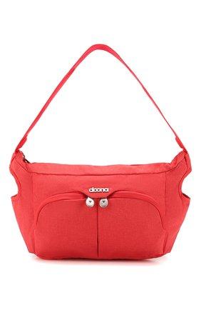 Детская сумка для коляски  doona small SIMPLE PARENTING красного цвета, арт. SP105-99-003-099 | Фото 1